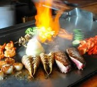 Kobe Steak & Oku's Sushi $10 Off Teppanyaki