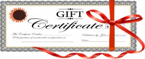 Maui Gift Certificates