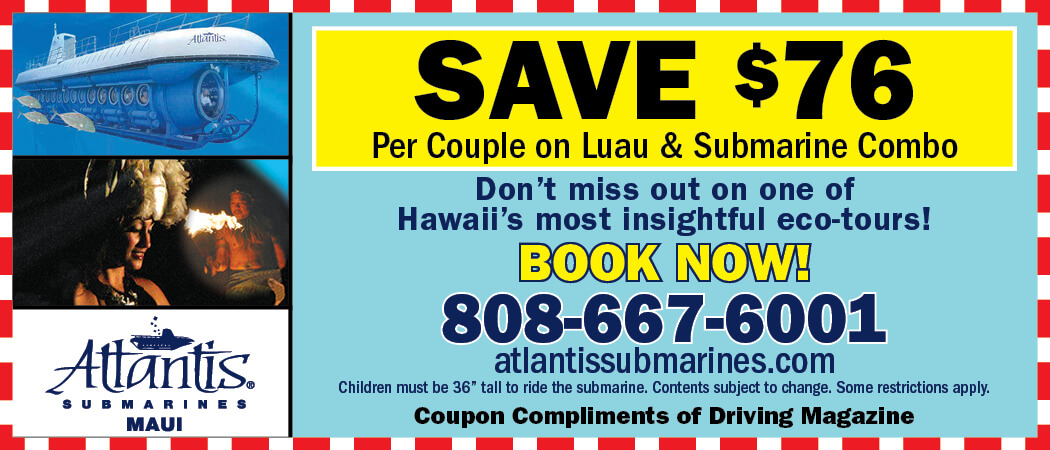 Maui aquarium discount coupon