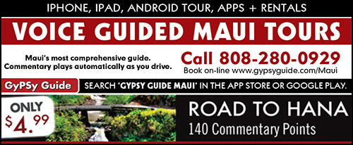 Gypsy Guide Maui Coupon