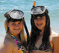 Boss Frog's Snorkel Set Rental Deal