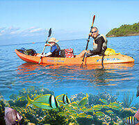 Maui Kayaks $20 Off Per Couple