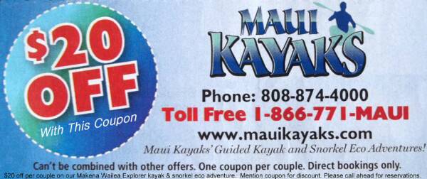 MD_MauiKayaks_$20Off