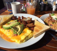 Koa's Seaside Grill $2.99 Breakfast Deal
