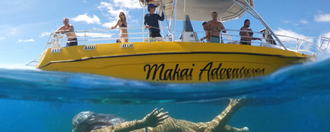 Makai Adventures | 20% off Go Again Deal